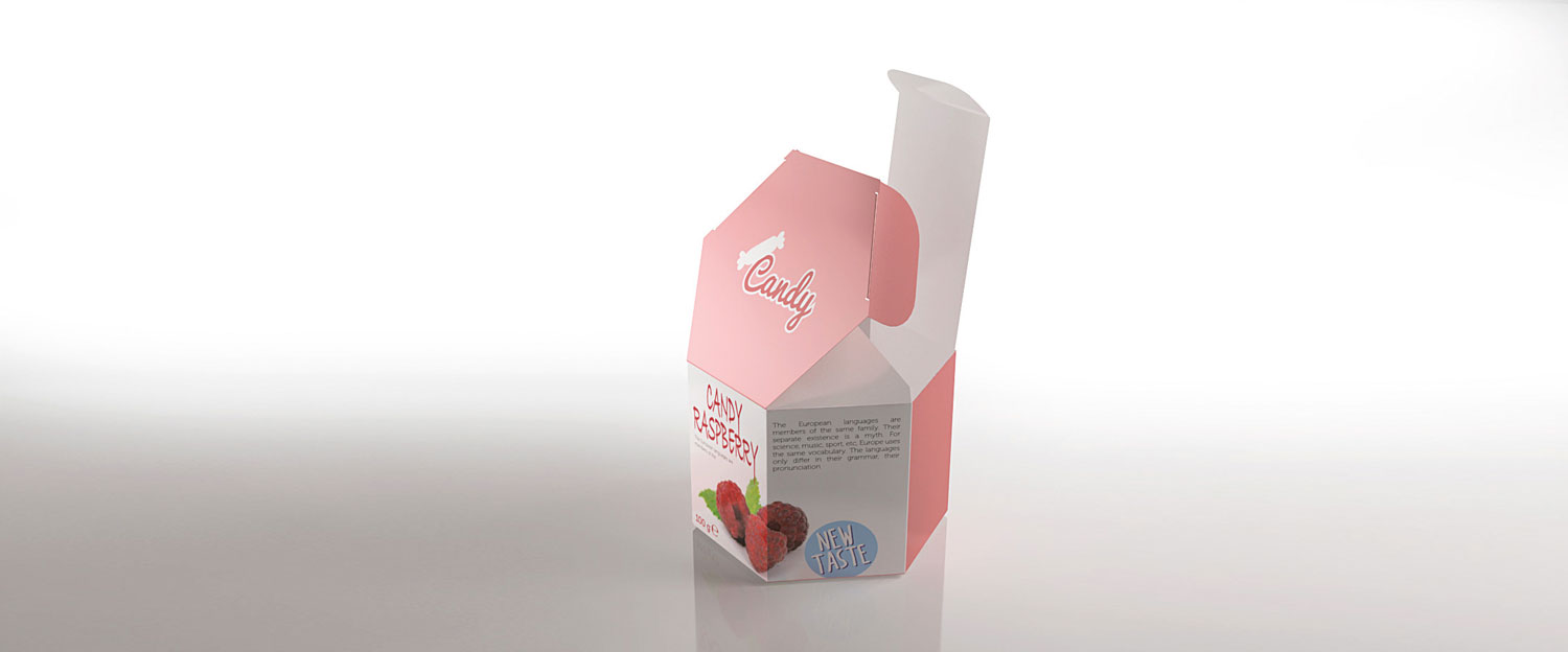 SOFT TOUCH FILM ON CUSTOMIZED PACKAGING